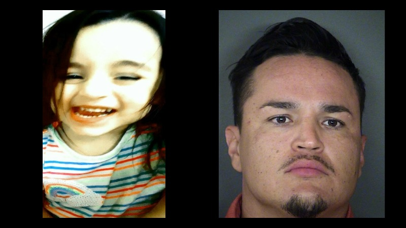 2 Year Old Girl Found After Taken From Home After Man Allegedly Breaks In Violently Assaults Mother In Texas Amber Alert Myfox8 Com