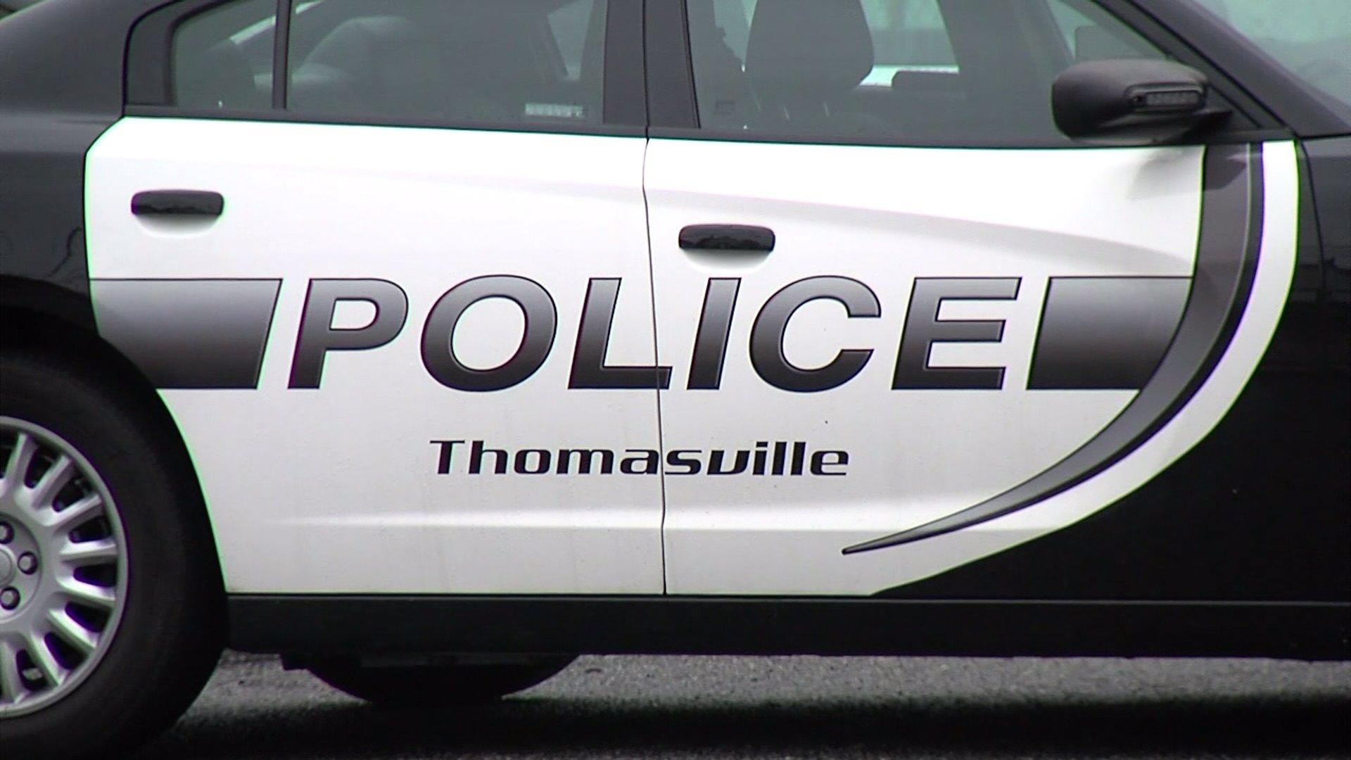 Thomasville police (WGHP file photo)
