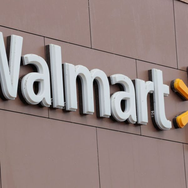 Walmart (Photo by Scott Olson/Getty Images)
