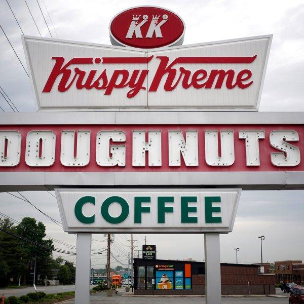 Krispy Kreme (Luke Sharrett/Bloomberg/Getty Images)