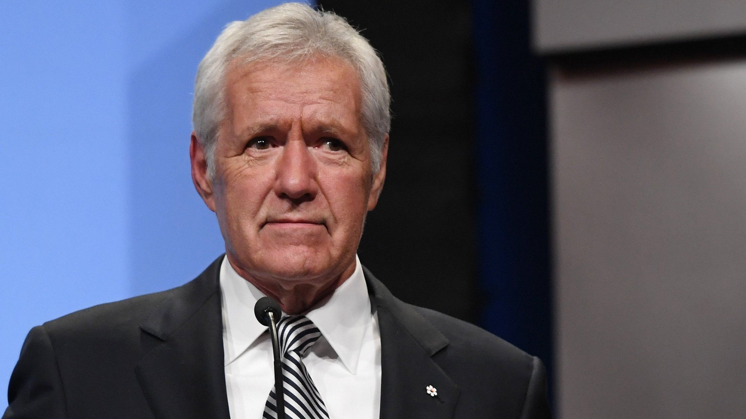 Alex Trebek (Ethan Miller/Getty Images)