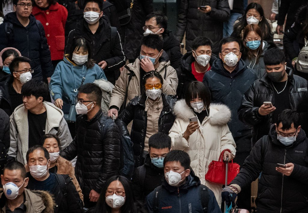 Concern In China As Mystery Wuhan Coronavirus Spreads