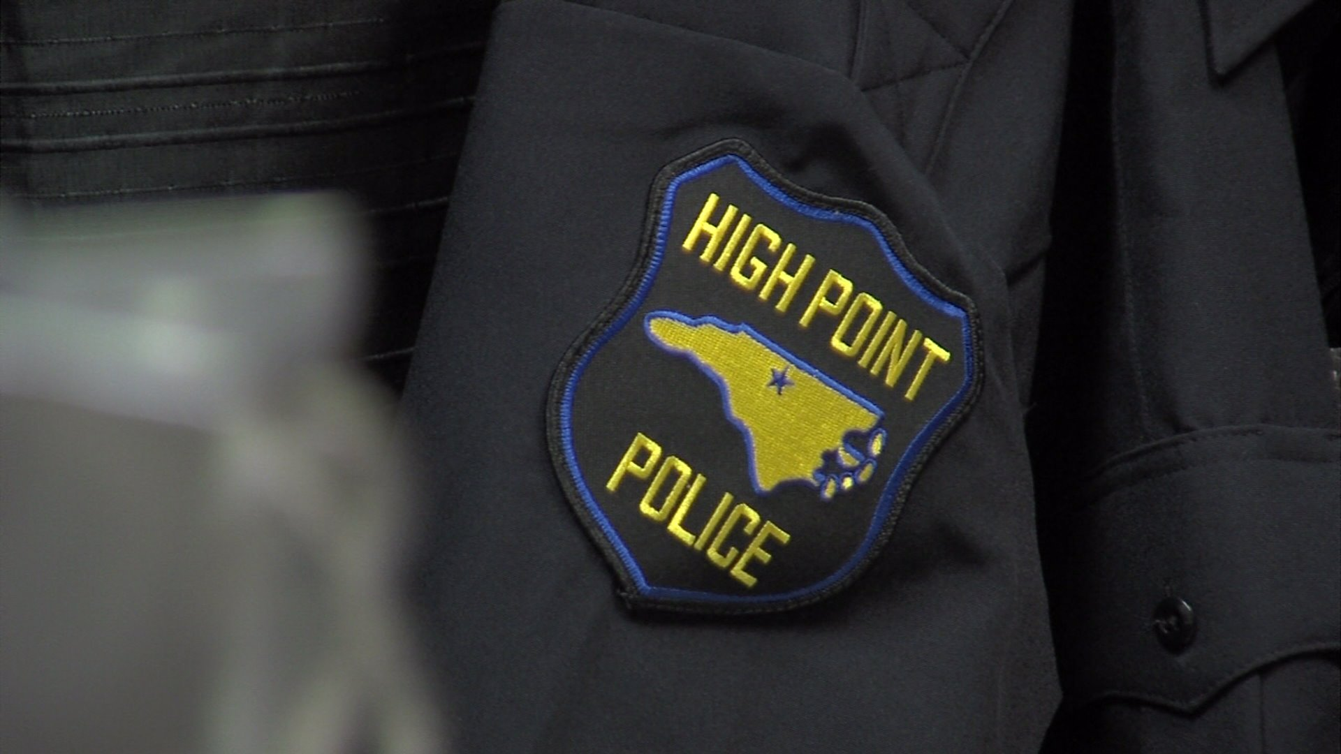High Point police (WGHP file photo)