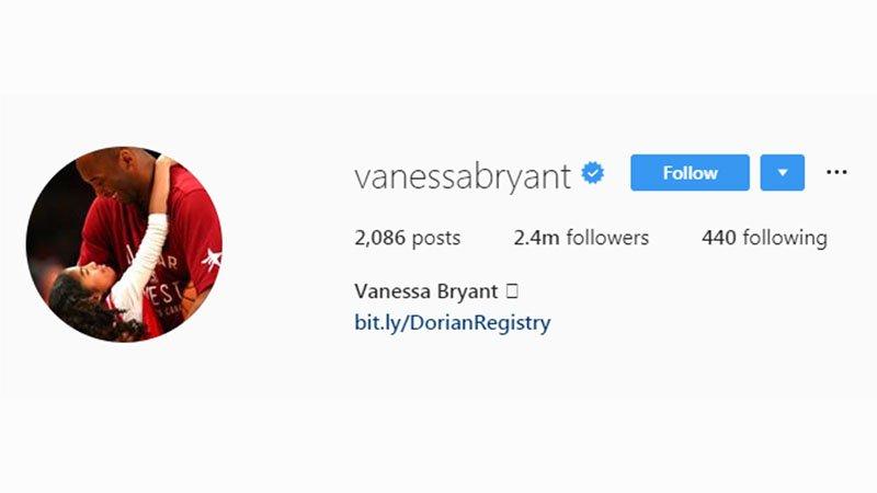 (Vanessa Bryant/Instagram)