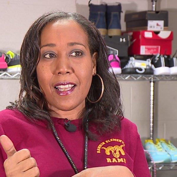 Rankin Elementary School Youth Development Coordinator Crystal Black