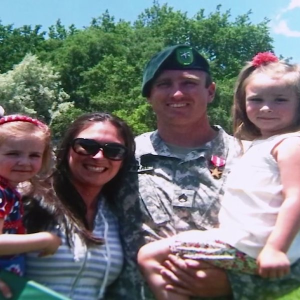 A former Marine with terminal cancer is spending his last year fighting to get veterans the right to sue for malpractice.