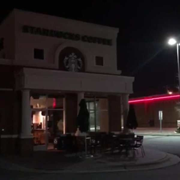 Police are investigating after a Starbucks in Greensboro was robbed at gunpoint,