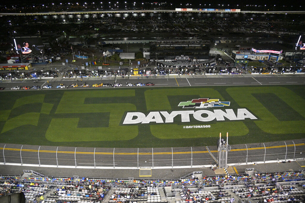 Big Changes For 2021 Speedweeks Leading Up To Daytona 500 Myfox8 Com