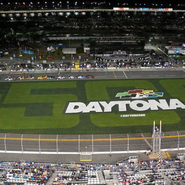 Daytona International Speedway (AP Photo/Phelan M. Ebenhack)
