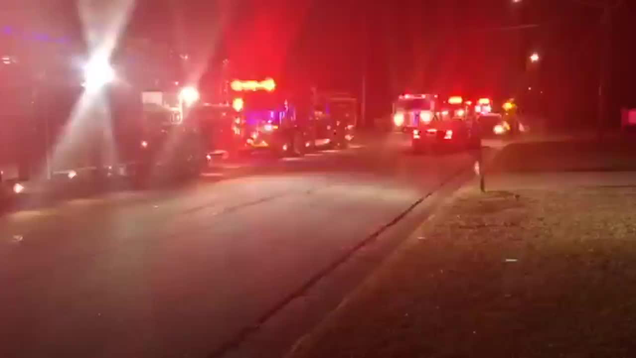 Pets rescued during High Point house fire