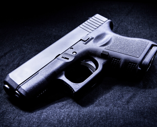 Handgun (Stock image/Getty)