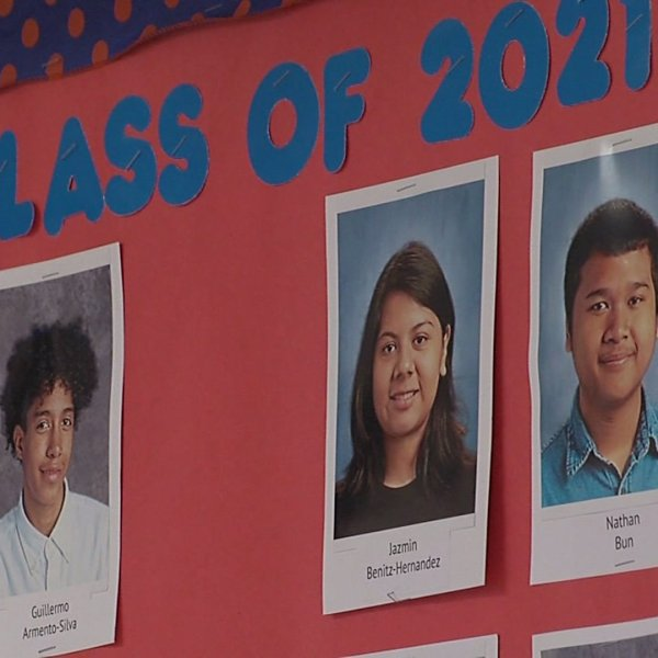 Project Potential in Lexington City Schools is helping students become the first generation in their family to go to college.