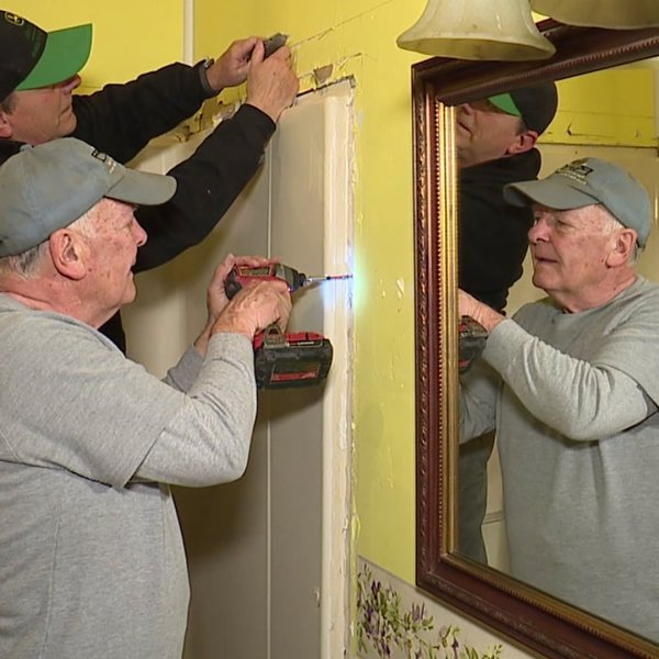 Community Housing Solutions helps make Guilford County homes 'warmer, drier, safer'