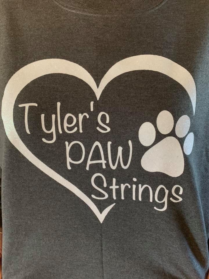 Tyler Ford's family is asking for pictures of dogs to surprise him on his birthday (Ford family)