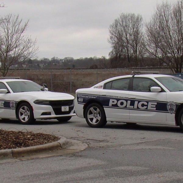 Winston-Salem police file photo (WGHP)