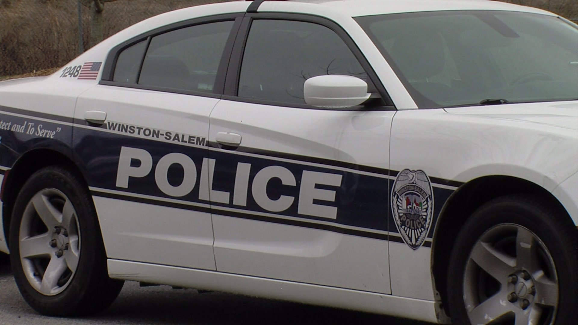 Winston-Salem police file photo (WGHP)