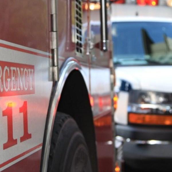 Emergency scene (Stock image/Getty)