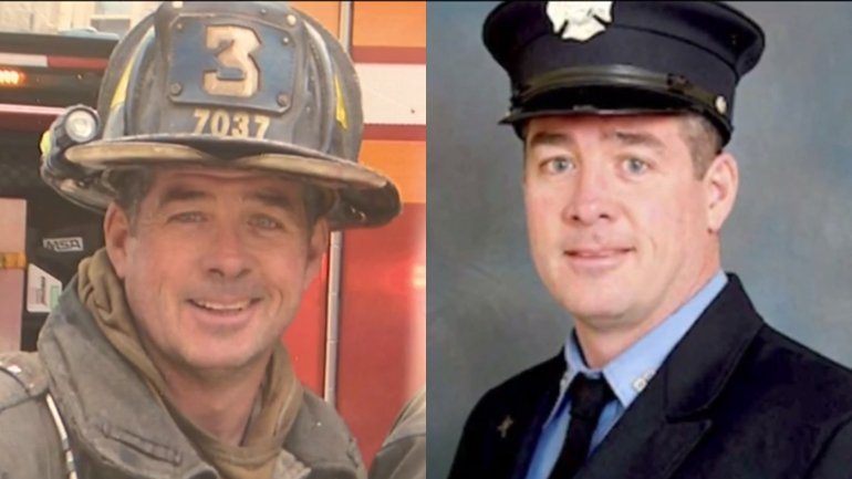 NYFD firefighter who recovered brother's body after 9/11 dies from 9/11-related cancer