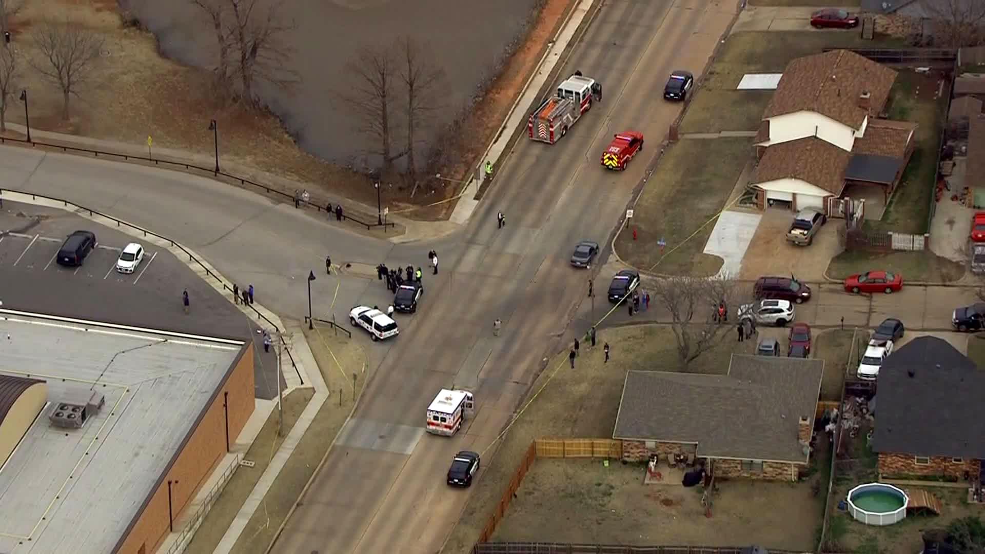 Third runner dies after a truck hit members of an Oklahoma high school track team
