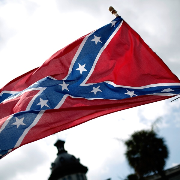 Confederate flag (Photo by Win McNamee/Getty Images)