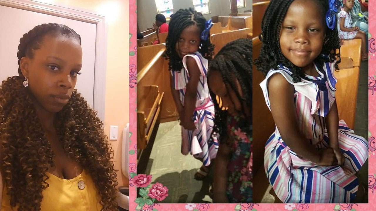 2 missing girls, mother found dead after amber alert