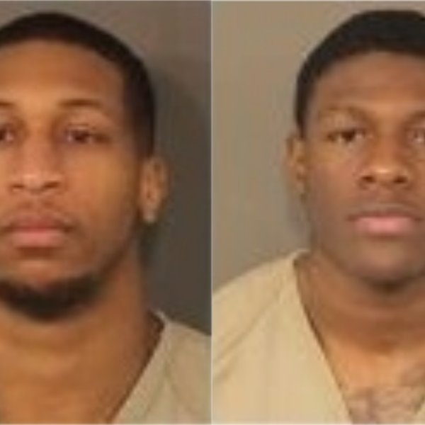 Amir Riep (left) and Jahsen Wint (Photo Credit: Franklin County Sheriff's Office)