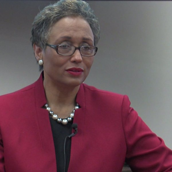 Winston-Salem Forsyth County School`s new superintendent is working to improve the district in a number of areas