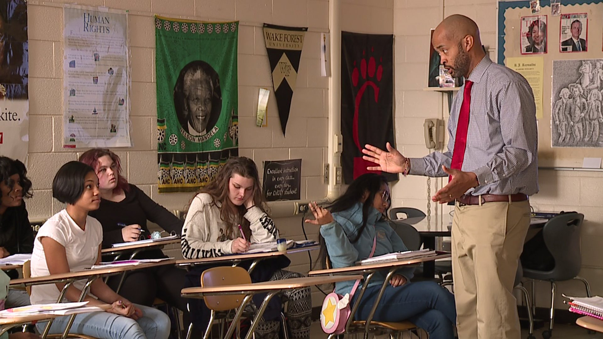 Proposed sales tax increase for schools in Forsyth County