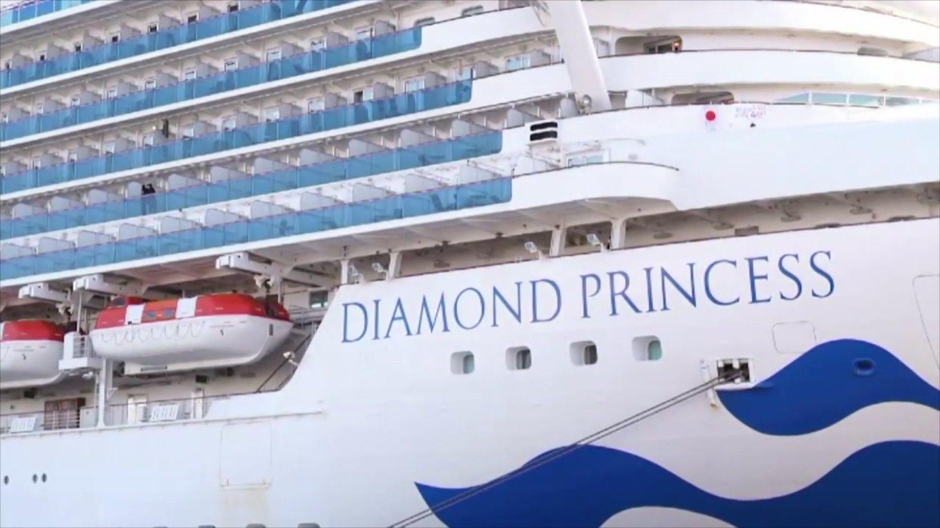 Winston-Salem woman stuck on quarantined cruise ship