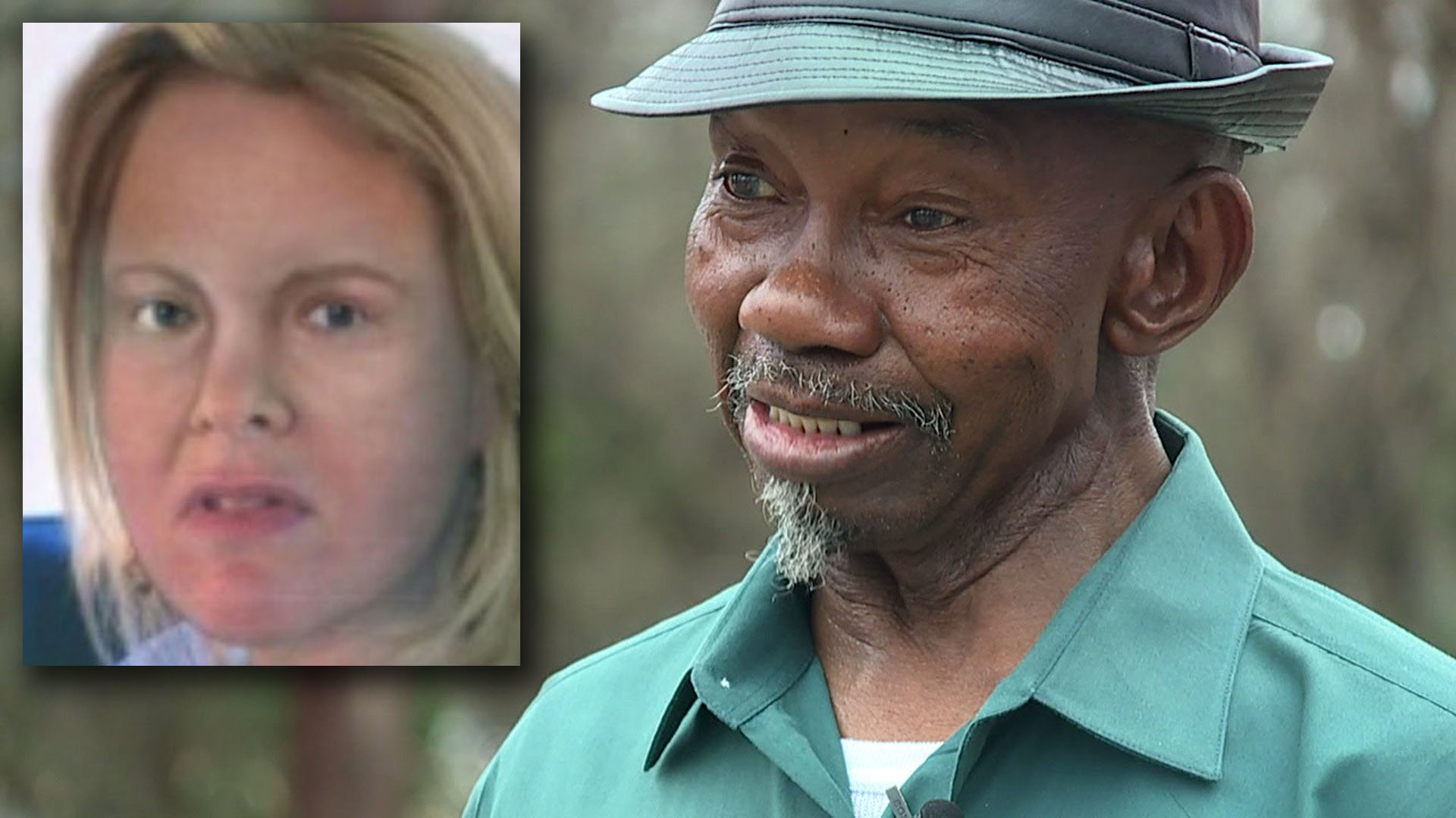 Man who found a woman dead behind a Greensboro church recalls the shocking discovery