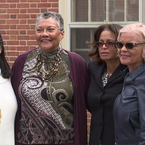 First African-Americans in Wake Forest University's integrated dorms honored