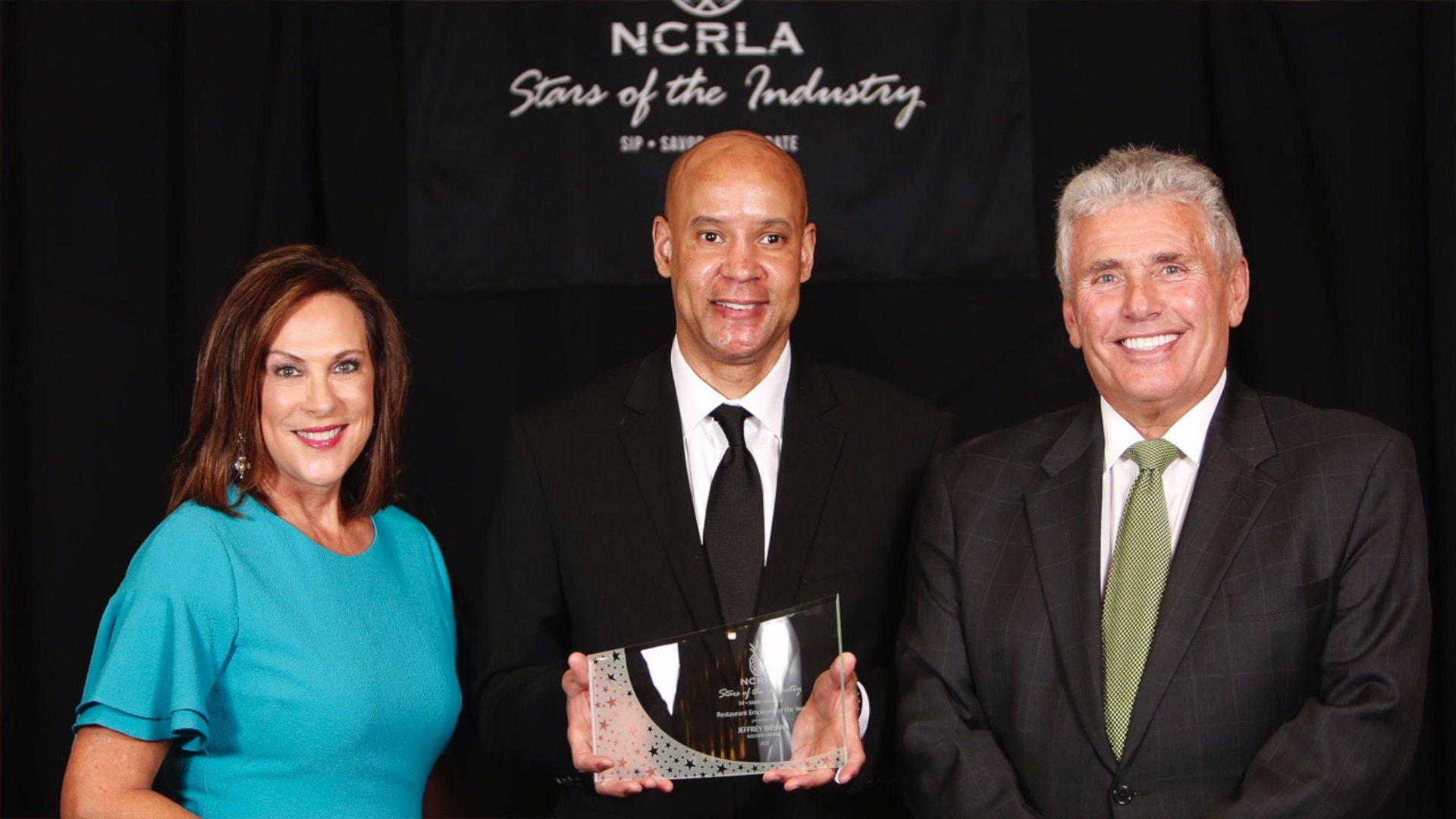 Winston-Salem Golden Corral employee overcomes health scare, wins state award