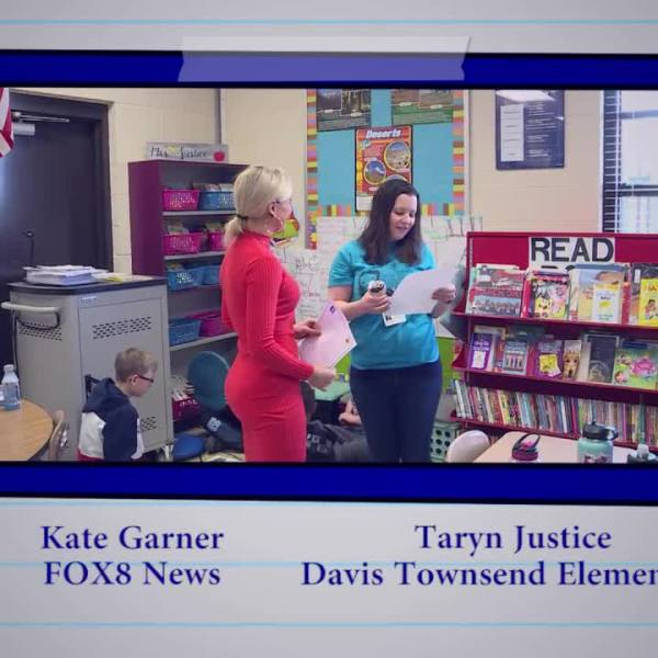 Educator of the Week: Taryn Justice