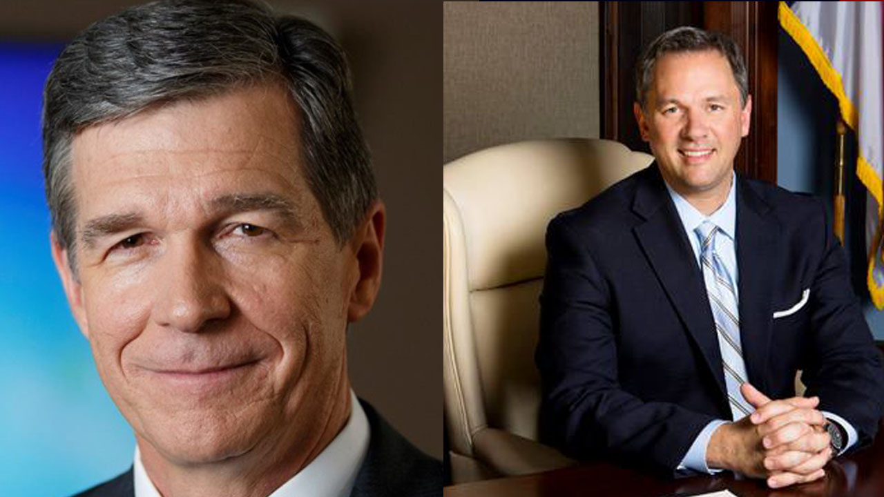 Gov. Roy Cooper and Lt. Gov. Dan Forest win primaries in NC
