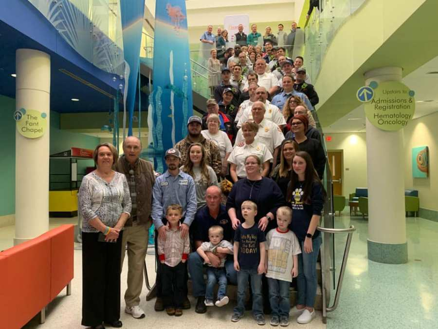 5-year-old rings cancer-free bell after years of fighting