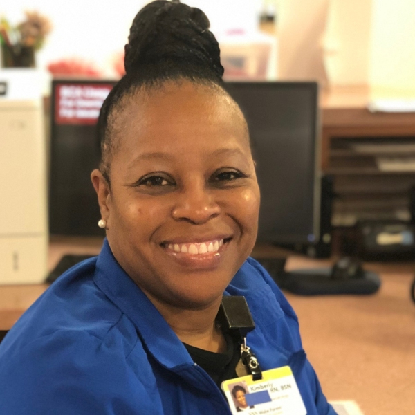 Highlighting Heroes: Kim Bailey, infusion therapy nurse
