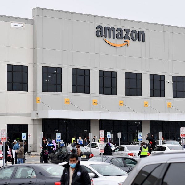 Amazon has terminated an employee based in the company's Staten Island, New York, warehouse after he participated in a worker walkout protesting the company's response to the novel coronavirus.