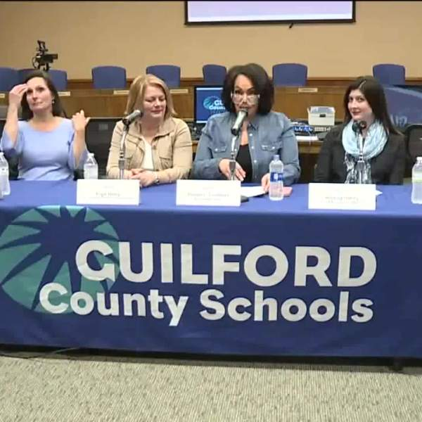 Guilford County Schools officials plan to deliver free, reduced-price lunches for students who qualify, work on online learning options during 2 week closure