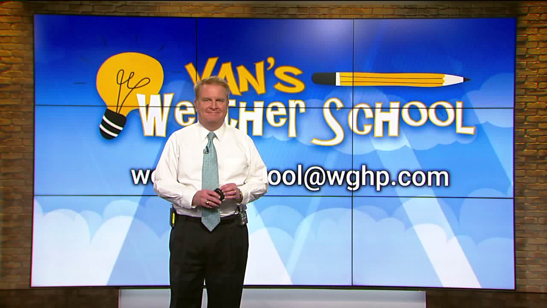 Van's Weather School