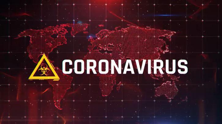 Coronavirus graphic (Adobe Stock)