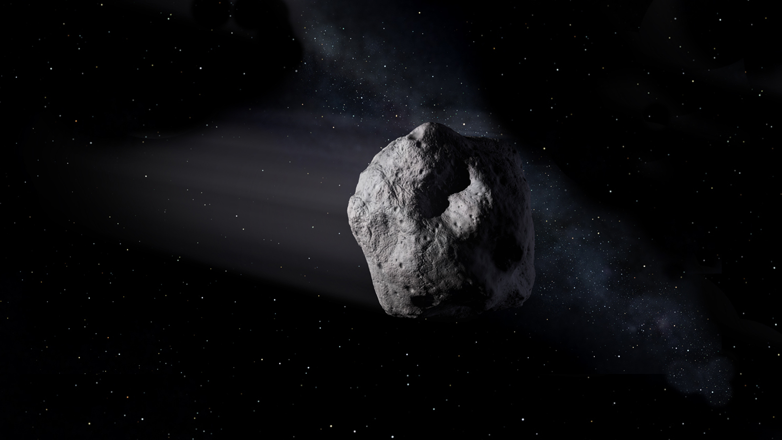 Large asteroid will fly by the Earth next month, but won't hit us, NASA says