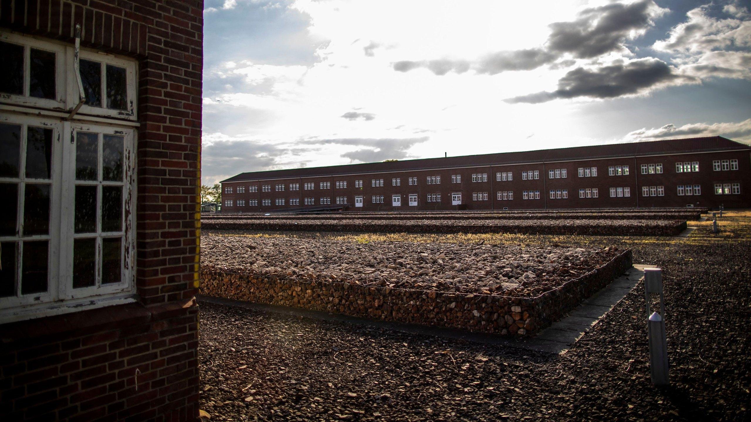 Former concentration camp near Neuengamme (Srdjan Suki/EPA-EFE/Shutterstock)