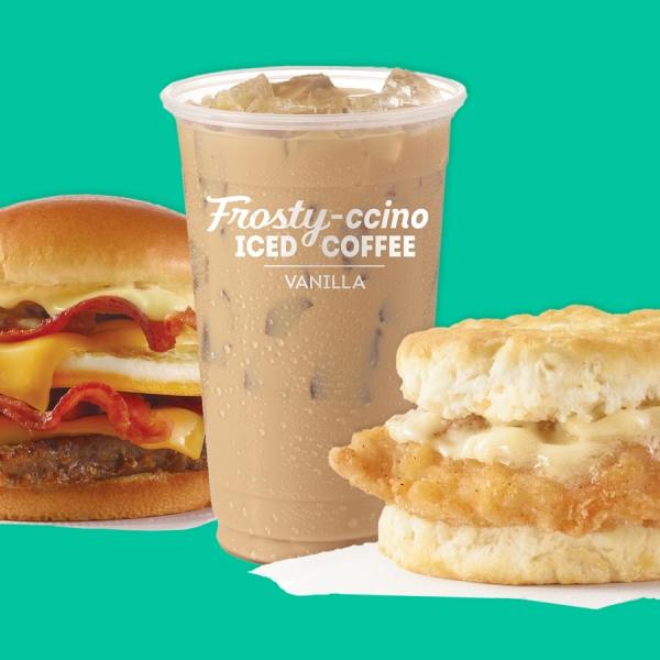 Wendy's breakfast menu launches today, so it's giving away free sandwiches