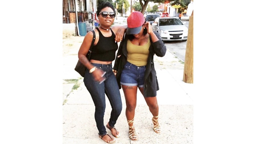 Best friends Ashley Thomas and Latoya Wimberly recently discovered that they are sisters.