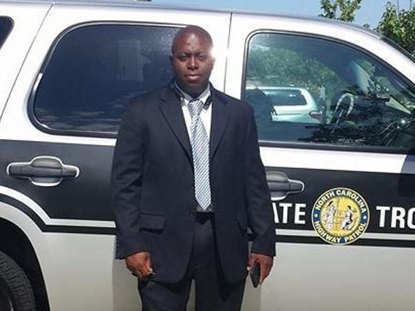 Highway Patrol Master Trooper Shawn Harvin