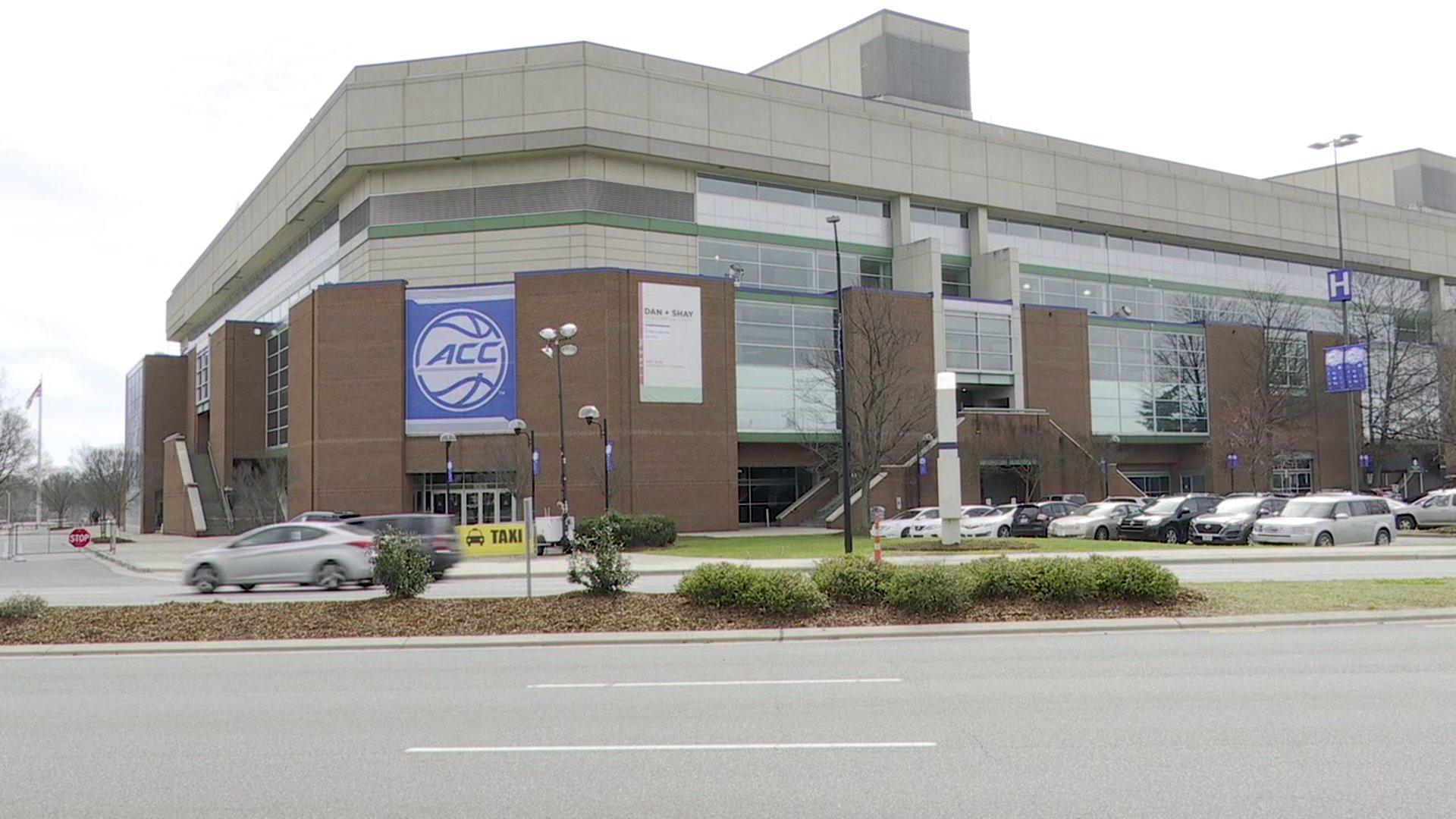 Preparations underway as ACC tournament returns to Greensboro