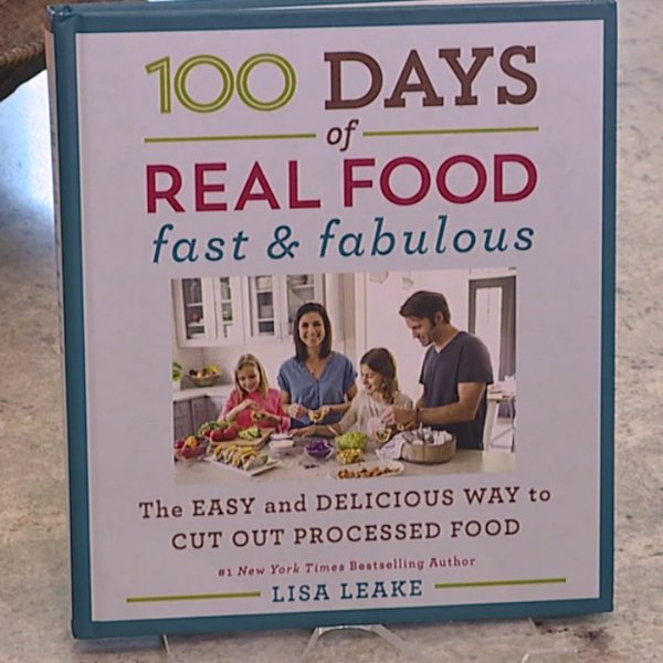 Family's '100 Days of Real Food' pledge turns into a business