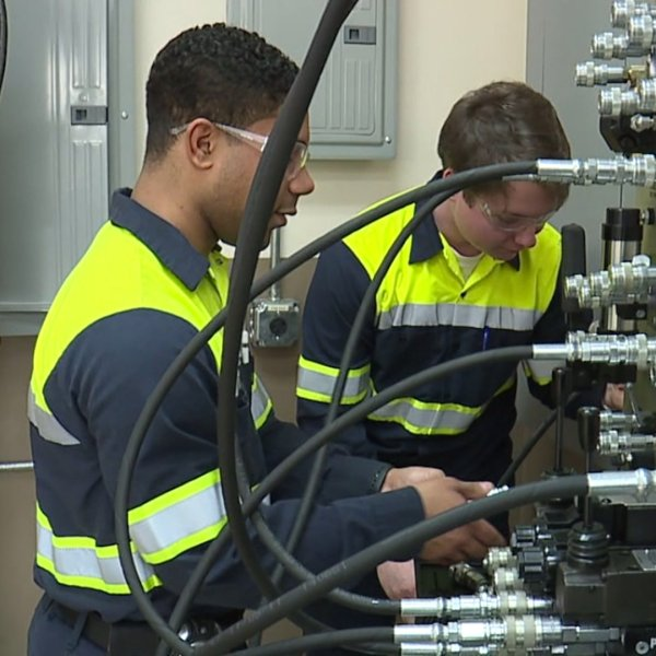 Davidson and Davie Apprenticeship Consortium helps train the next generation of skilled workers