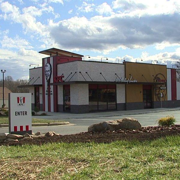 KFC in Eden set to re-open after last summer`s explosion