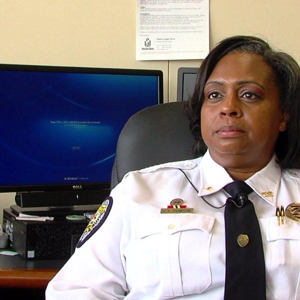 Winston-Salem Police Chief Catrina Thompson